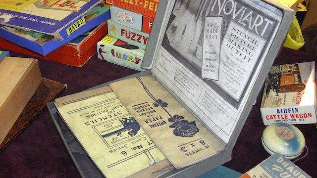 'Home Front' Vintage fair