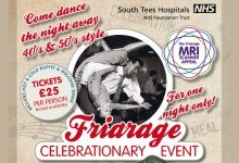 Friarage - 40's50's Dance