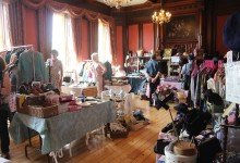 Home-Front Vintage Fair at Thornborough Hall