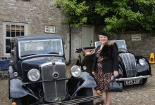 Pre War Morris cars confirmed for second year...