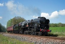 Relive the 1940s with Wensleydale Railway !!